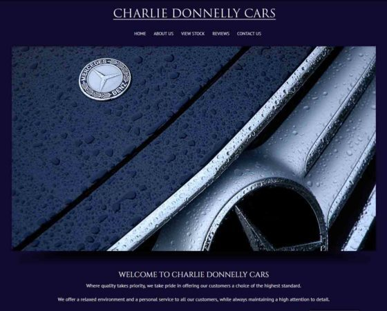 Charlie Donnelly Cars