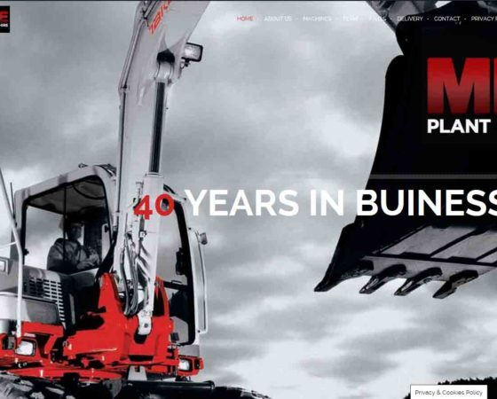 Me Plant Hire Ltd.