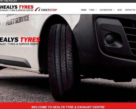 Healys Tyres Naas
