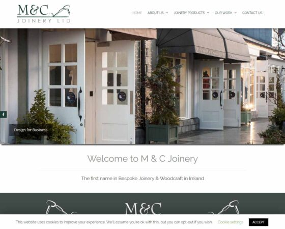 M & C Joinery